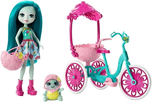Enchantimals Bicicleta de Paseo (Mattel FCC65)