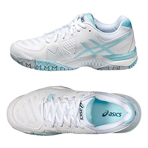 ASICS Gel-Challenger 10 Women's Scarpe Da Tennis - AW16 White