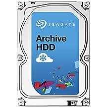 """Seagate ST6000AS0002 Disque dur interne 3,5"""" 6 To SATA Noir"""