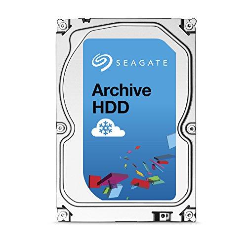 Seagate ST6000AS0002 - Disco duro interno (HDD de 6 TB, SATA, interfaz serial ata600, 5900 rpm)