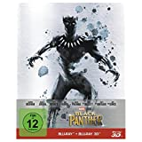 Black Panther (Steelbook) [Blu-ray]