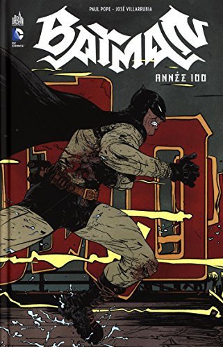 BATMAN ANNEE 100