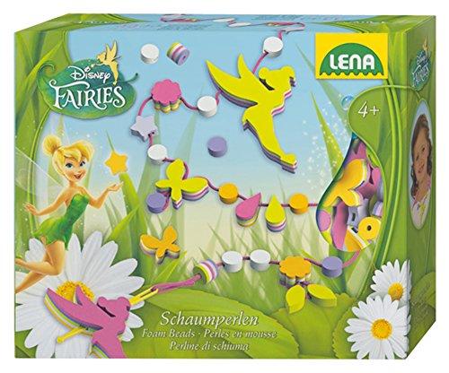 SIMM Spielwaren Lena 42027 - Schaumperlen Disney Fairy