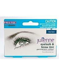 BLUE BLACK Eyelash & Eyebrow tint /Dye Colour /Permanent eyebrow colour