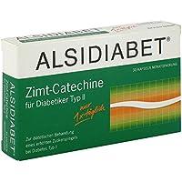 Alsidiabet Zimt-Catechine, 30 St. Kapseln