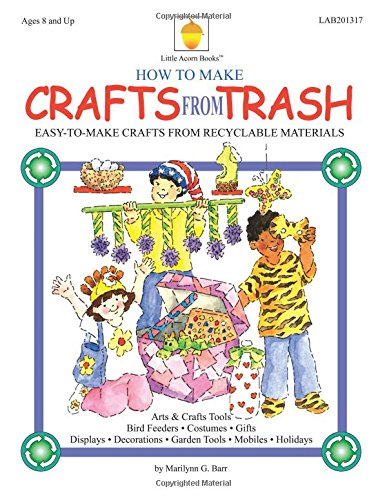 How to Make Crafts From Trash (Day Earth Handwerk)