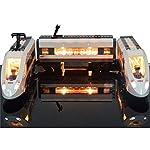LIGHTAILING Set di Luci per (Treno Passeggeri Alta velocità) Modello da Costruire - Kit Luce LED Compatibile con Lego…  LEGO
