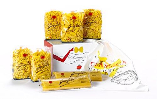 Garofalo Kennenlernbox Pasta, 1er Pack (1 x 3.5 kg)