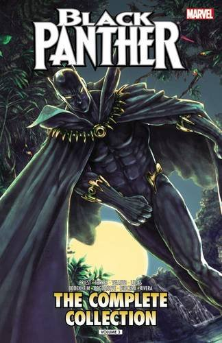 BLACK PANTHER BY PRIEST 03 COMPLETE COLLECTION