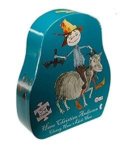 Hans Christian Andersen Puzzle Hans Barbo Toys 6102