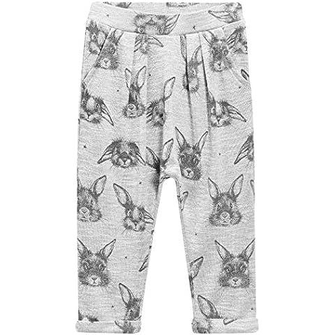 next Niños Infantes Pantalones Cómodos Estampado Conejito (3 Meses-6 Años)