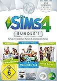Die SIMS 4 - Bundle 1 (Code in der Box) - [PC] -