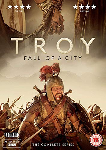 Troy: Fall of a City (BBC) [DVD] [UK - Blonde Tv Figur Kostüm