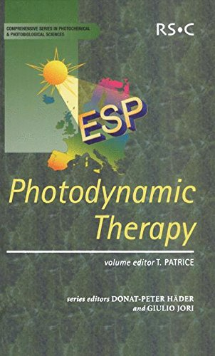 Photodynamic Therapy (Comprehensive Series in Photochemical & Photobiological Sciences)