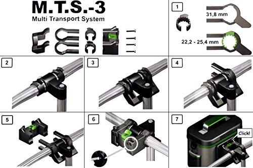 Cosy Life® Premium Fahrradtasche Lenker/Lenkertasche für Kameras/Kameratasche für DSLR | Schnellverschlusssystem