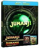 Jumanji 1 + Jumanji 2 (BD) - Edición Limitada Metal [Blu-ray]