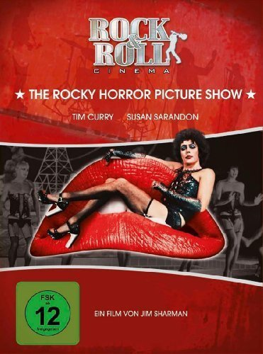 The Rocky Horror Picture Show (Rock & Roll Cinema DVD 02)