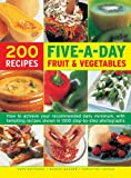 Best Vegetable Cookbooks - Five-A-Day Fruit & Vegetable Cookbook Review