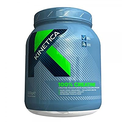 Kinetica Creatine 500g from Kinetica