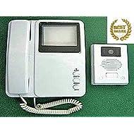 C3- COLOUR LCD AUDIO & VIDEO DOORPHONE ACCESS ENTRY CONTROL INTERCOM SYSTEM