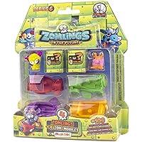 Zomlings - Blíster pack, serie 6 (Magic Box Int. Toys ZM6P0600)