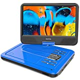 Best Dvd Players Portables - WONNIE 10.5 Inch Portable DVD Player for Kids Review