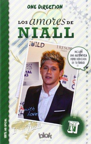 Los amores de Niall (Conectad@s) por Ediciones B Ediciones B