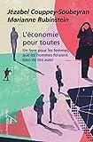 L'économie pour toutes (POCHES ESSAIS) (French Edition)