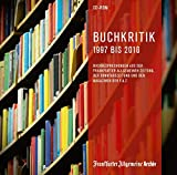 Produkt-Bild: Buchkritik 1997 bis 2018, 1 DVD-ROMBuchbesprechungen aus der Frankfurter Allgemeinen Zeitung, der Sonntagszeitung und den Magazinen der FAZ. Windows