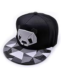 Malloom Unisex deportes de béisbol 3D Panda Gorra snapback pelota de golf  hip-hop sombreros 3de1e305993