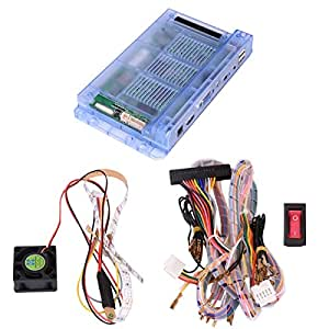 516vQaAKU7L._SY300_QL70_  Player Fish Game Wire Harness Kit on