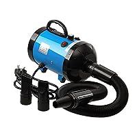 Panann 2800W Pet Dog Cat Grooming Hair Dryer Hairdryer Blaster Blower (Blue Color)