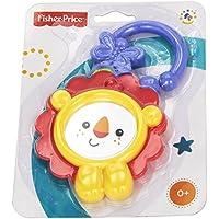 Fisher Price Infant–Mordedor con sonajero Leoncito multicolor