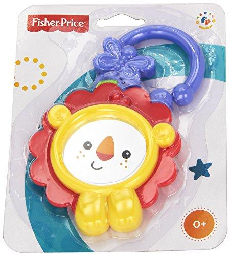 Fisher Price - Lion Mirror Teether (Cbk75)