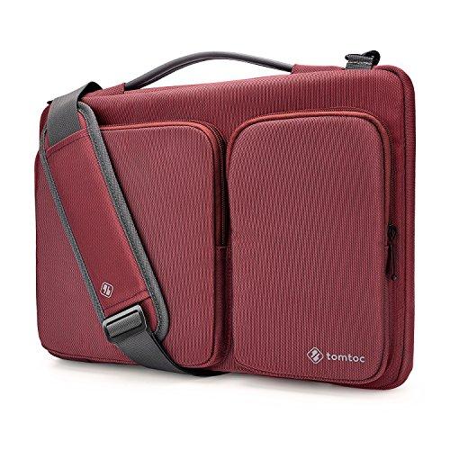 Tomtoc Sacoche Housse Ordianteur Portable pour 13 Pouces Surface Pro 5/4/3 | 13 Pouces Nouveau MacBook Pro A1706/A1708 | Dell XPS 13 Sac à Main pour 1...