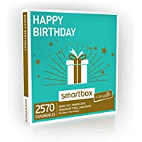 Buyagift Happy Birthday Gift Experiences Box - Over 1500 Experiences for One or Two People