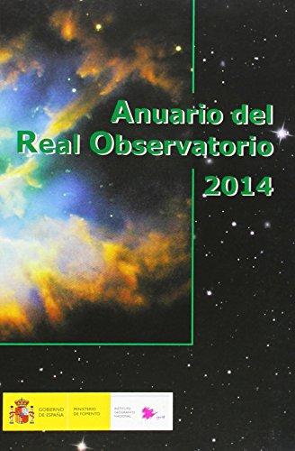 Anuario del observatorio Astronómico 2014. CNIG.