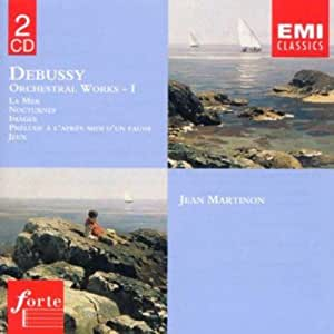 Claude Debussy -  Orchestral Works Vol. 1