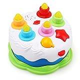 Amy & Benton Gâteau d'anniversaire pour Enfants Jouet Jeu de société Gâteau d'anniversaire avec Bougies...