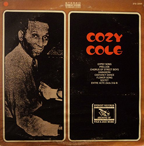 Cozy Cole [Vinyl LP]