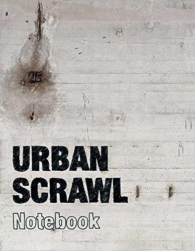 Urban scrawl notebook par Bianca Dyroff