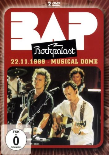 BAP - Rockpalast: Musical Dome, 22.11.1999 [2 DVDs] (Dome Musical)
