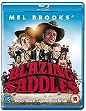 Blazing Saddles [Edizione: Regno Unito] [Blu-ray] [Import italien]