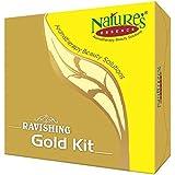 Nature's Essence Ravishing Gold Kit, 170g with Free 25% Extra
