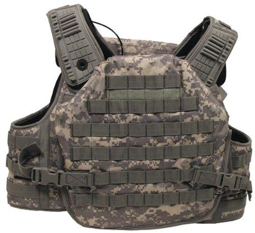 Weste, Tactical Armor, AT digital, Modular System Weste Tactical Armor