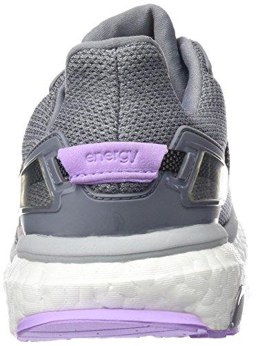 adidas Energy Boost 3, Chaussures de Running Compétition Femme Multicolore (Clonix/CNoir/Purglo)