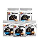 5 x Tassimo Lor Espresso Decaf Decaffeinated 16 Discs/Servings (Total 80 Discs/Servings)