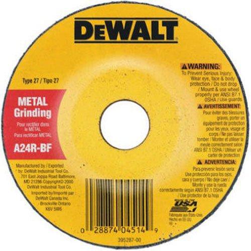 Dewalt Zubeh-r 4-.50in. .63 In. Arbor Fast Cut Metall gekr-pften W
