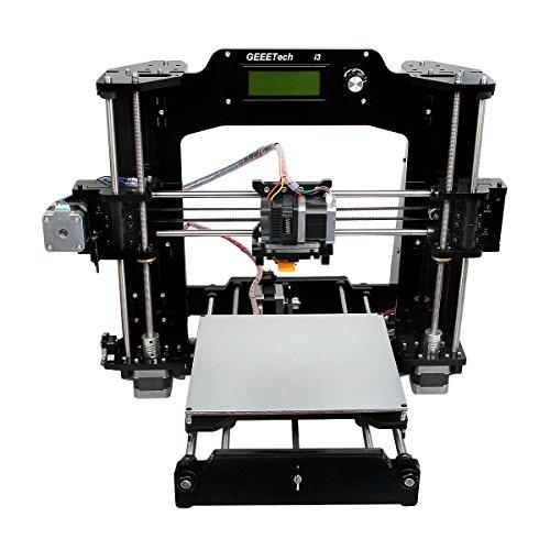 Geeetech 3D Drucker Acrylic Prusa I3 X - 4