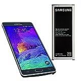 Batteria originale Samsung 3220mAh EB-BN910BBE per Galaxy Note 4